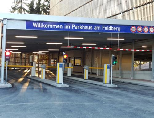 Parkhaus Feldberg